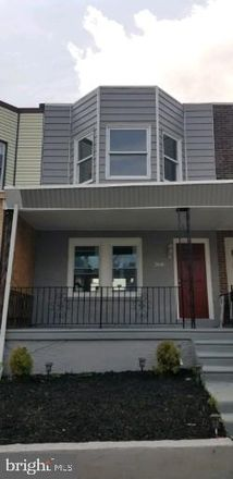 Rent this 3 bed townhouse on 2646 South Felton Street in Philadelphia, PA 19142