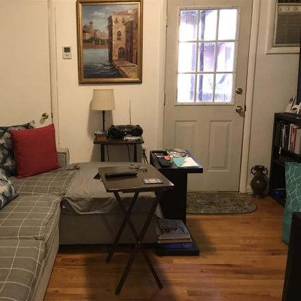 Rent this 1 bed apartment on 107 Harrison Street in Hoboken, NJ 07030