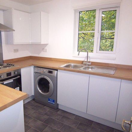 Rent this 1 bed apartment on Donald Woods Gardens in London KT5 9NS, United Kingdom
