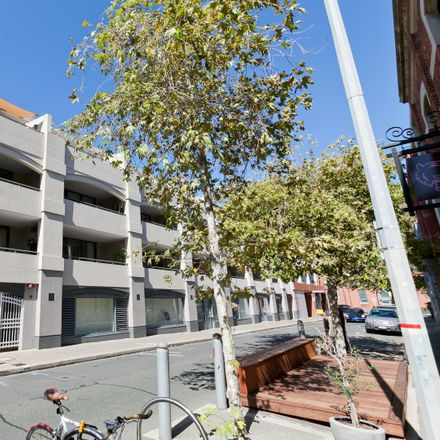 Rent this 1 bed apartment on 8/5 Bannister Street