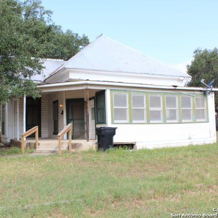Rent this 1 bed house on 308 West Coker Avenue in Devine, TX 78016