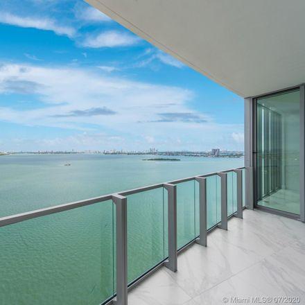Rent this 4 bed condo on 2900 Northeast 7th Avenue in Miami, FL 33137