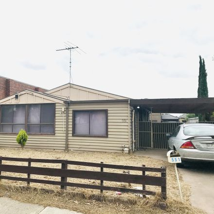 Rent this 3 bed house on 551 Ballarat Road