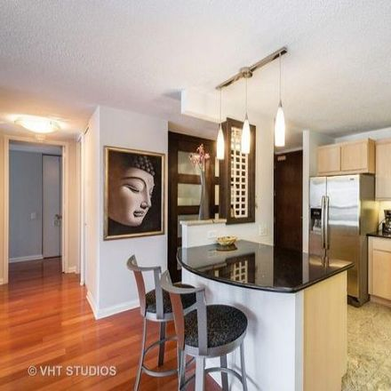 Rent this 2 bed condo on The Buckingham in 360 East Randolph Street, Chicago