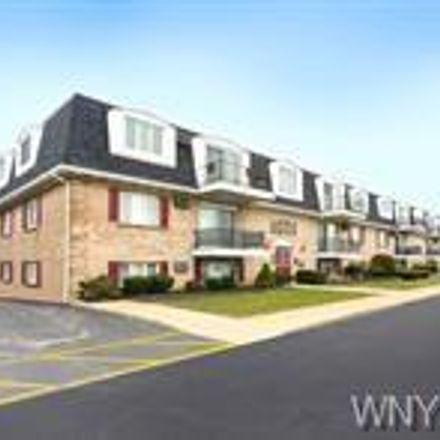 Rent this 2 bed apartment on 1950 Sheridan Drive in Tonawanda, NY 14223
