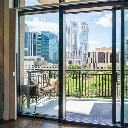 Rent this 2 bed loft on 311 West 5th Street in Austin, TX 78701