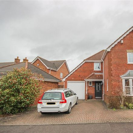 Rent this 4 bed house on 136 Pursey Drive in Bailey's Court Neighbourhood Centre BS32 8DP, United Kingdom