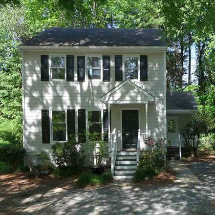 Rent this 4 bed house on Raintree Ln in Chapel Hill, NC