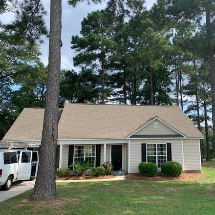 Rent this 3 bed house on 145 Dupont Drive in Aiken, SC 29801