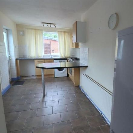 Rent this 3 bed house on 79 Dane Bank Avenue in Crewe, CW2 8AF