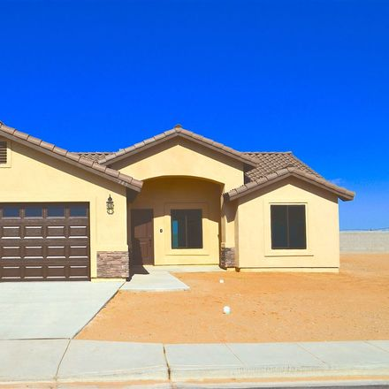 Rent this 3 bed apartment on San Luis Ln in San Luis, AZ