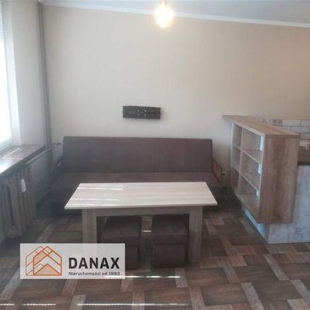 Rent this 1 bed apartment on Armii Krajowej in 30-139 Krakow, Poland
