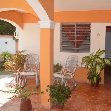 Rent this 2 bed house on Alonso Homestay in Mario López, Playa Larga