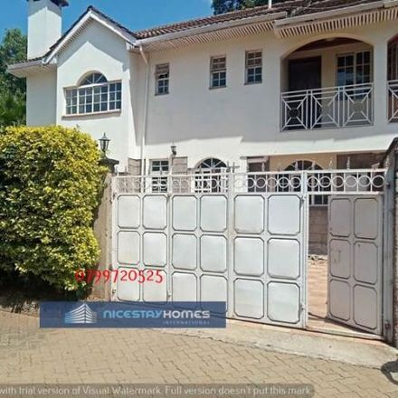 Rent this 4 bed townhouse on Margaret Wambui Kenyatta Road in Nairobi, P. O. BOX 66831