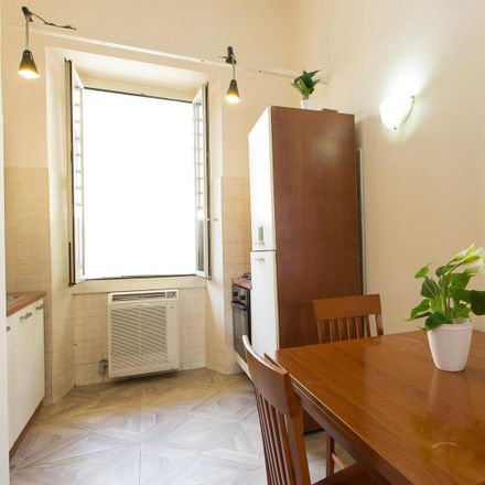Rent this 3 bed apartment on Rione XVII Sallustiano in Via Quintino Sella, 000187 Rome RM