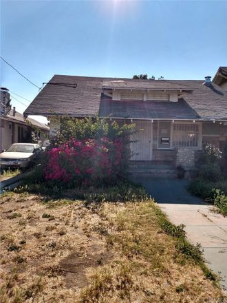 Rent this 3 bed house on 3733 Dalton Avenue in Los Angeles, CA 90018