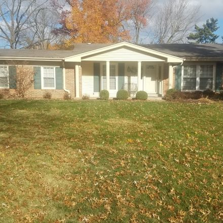 Rent this 3 bed house on 346 Meadowbrook Drive in Ballwin, MO 63011