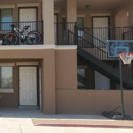 Rent this 2 bed apartment on Desert Orchid Dr in El Paso, TX