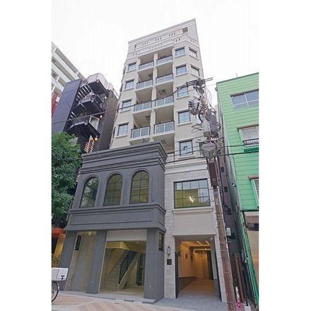 Rent this 1 bed apartment on Dean and Deluca in すべり坂, 1-chome