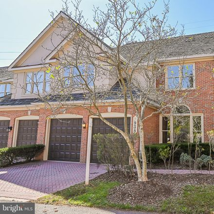 Rent this 4 bed townhouse on 7938 Turncrest Drive in Potomac, MD 20854