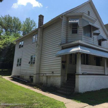 Rent this 5 bed duplex on 1315 South Webster Avenue in Scranton, PA 18505