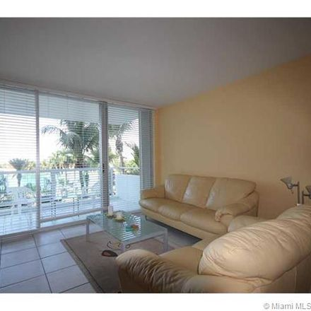 Rent this 2 bed condo on 5161 Collins Avenue in Miami Beach, FL 33140