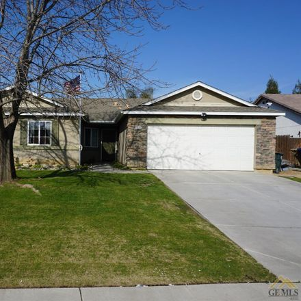 Rent this 3 bed house on 12112 Mezzadro Avenue in Bakersfield, CA 93312