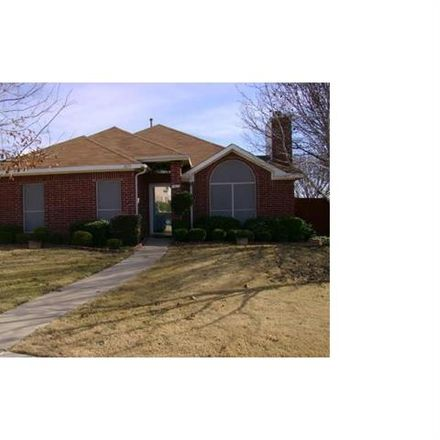 Rent this 3 bed house on 1817 Rose Circle in Lewisville, TX 75077