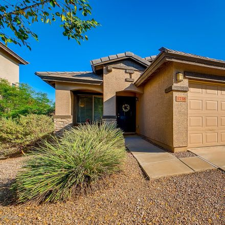 Rent this 3 bed house on W Quick Draw Way in Queen Creek, AZ