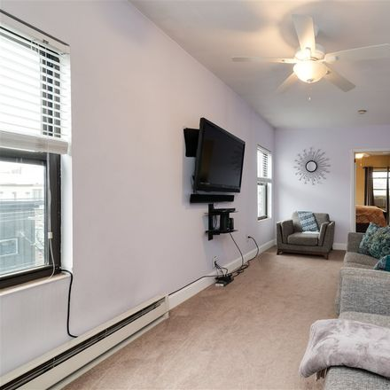 Rent this 1 bed apartment on 132 Adams Street in Hoboken, NJ 07030