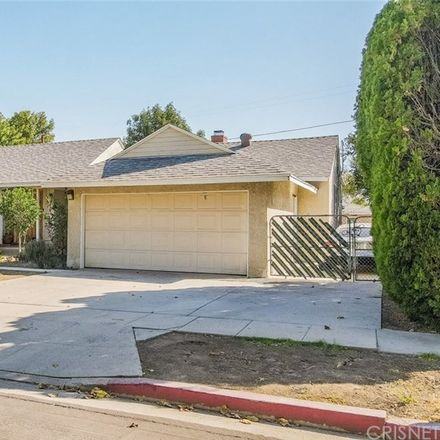 Rent this 4 bed house on 16652 Jersey Street in Los Angeles, CA 91344