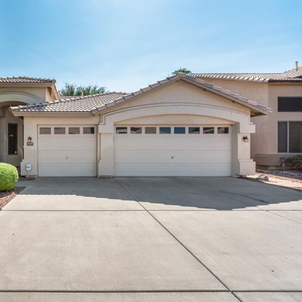 Rent this 3 bed house on 2083 West Megan Street in Chandler, AZ 85224