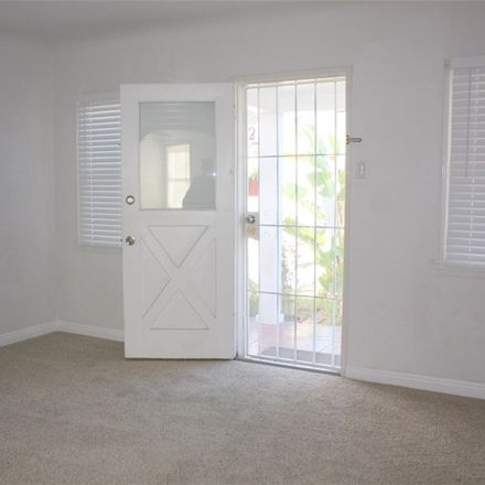 Rent this 2 bed apartment on Euclid Avenue in Long Beach, CA 90804