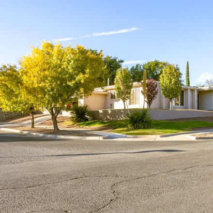 Rent this 4 bed apartment on 82 Northwind Drive in El Paso, TX 79912