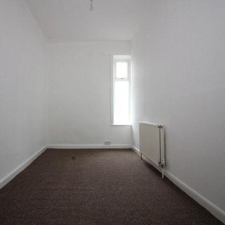 Rent this 2 bed house on Edleston Street in Hyndburn BB5 0HG, United Kingdom