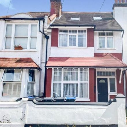Rent this 2 bed apartment on Thirsk Road in London CR4 2BD, United Kingdom
