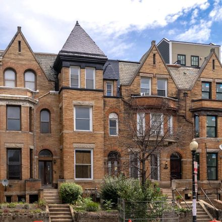 Rent this 6 bed townhouse on 215 Florida Avenue Northwest in Washington, DC 20001