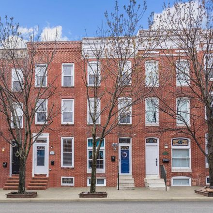 Rent this 2 bed townhouse on 2517 Fleet Street in Baltimore, MD 21224