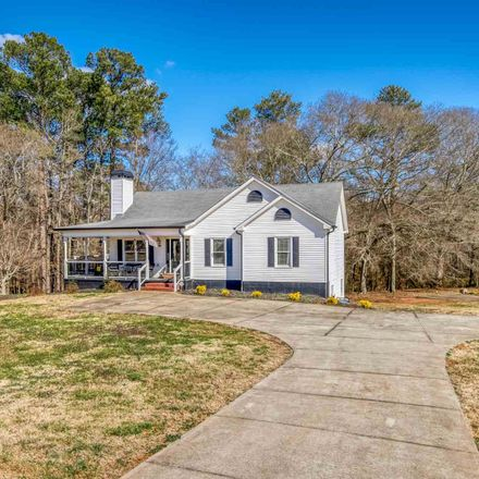 Rent this 3 bed house on 3318 Chandler Rd in Good Hope, GA