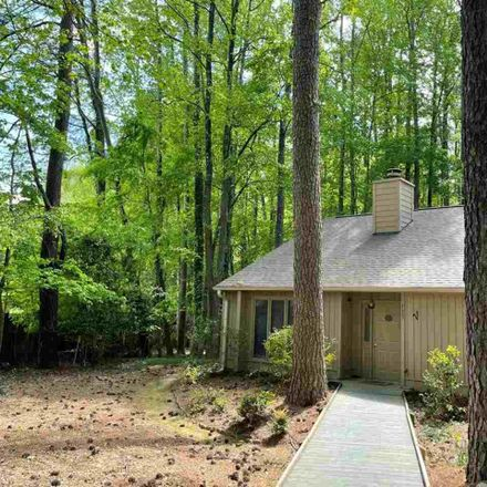 Rent this 3 bed townhouse on 119 Gristmill Lane in Chapel Hill, NC 27514