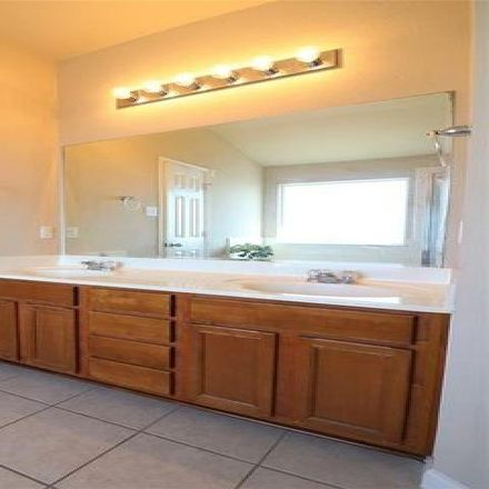 Rent this 3 bed house on 5899 Eatons Creek Trail in Harris County, TX 77449