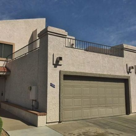 Rent this 3 bed townhouse on 9204 North 47th Lane in Glendale, AZ 85302
