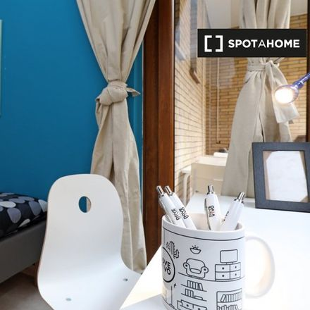 Rent this 6 bed room on Via dei Giornalisti in 00100 Rome RM, Italy