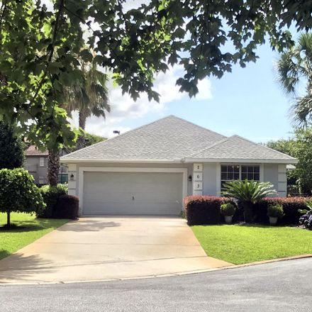 Rent this 3 bed house on 263 Chipola Cove in Destin, FL