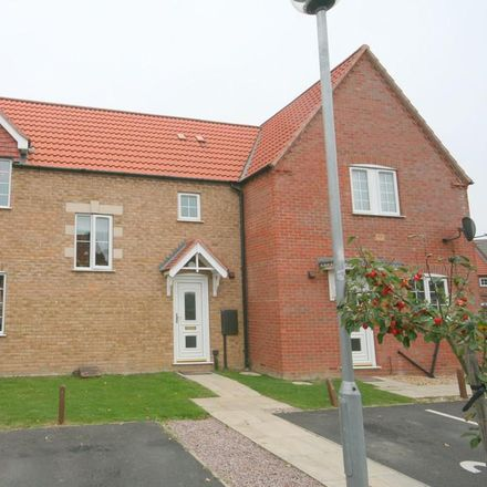Rent this 3 bed house on Westside in Spalding PE11 3WN, United Kingdom