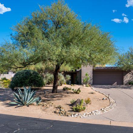 Rent this 3 bed house on 10687 East Fernwood Lane in Scottsdale, AZ 85262