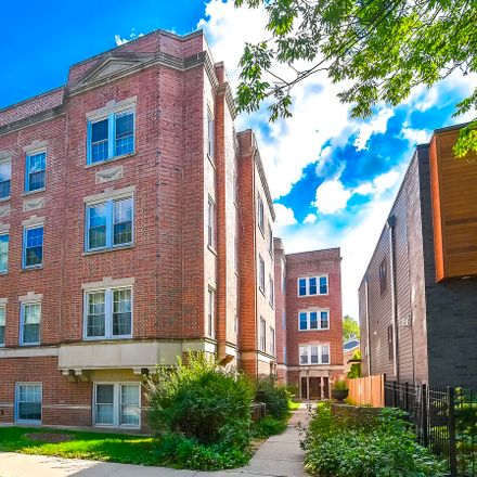 Rent this 2 bed condo on North Drake Avenue in Chicago, IL 60618