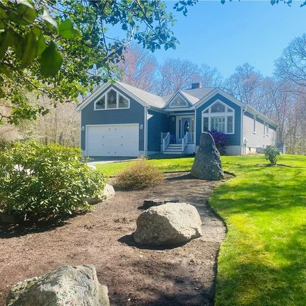 Rent this 3 bed apartment on Pachet Brook Road in Little Compton, RI