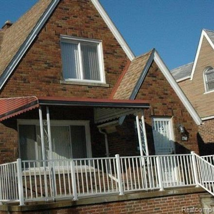 Rent this 4 bed house on 7741 Miller Road in Dearborn, MI 48126