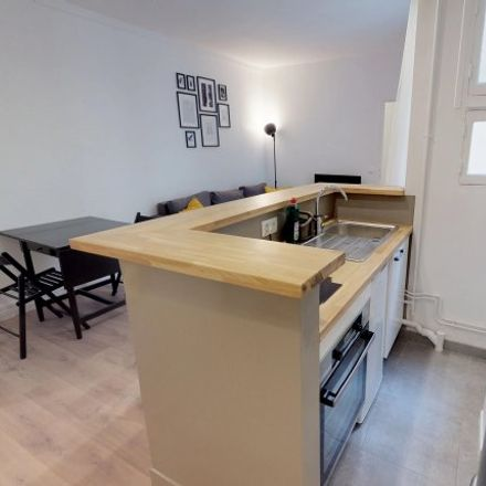 Rent this 1 bed apartment on 13 Rue Gerbier in 75011 Paris, France